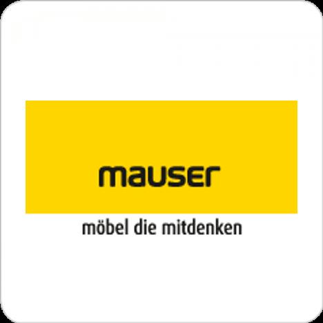 Logo Mauser - Möbel