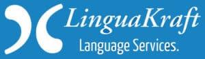 Logo Linguakraft Übersetzungsbüro Frankfurt / Dreieich